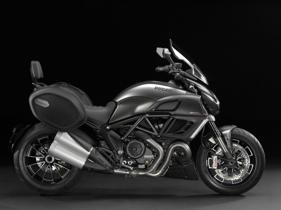 Ducati Diavel motorcycles 2014 wallpaper
