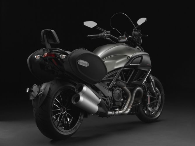 Ducati Diavel motorcycles 2014 wallpaper