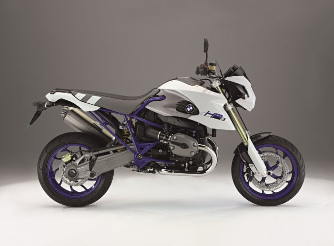 BMW HP2 Megamoto motorcycles 2007 wallpaper