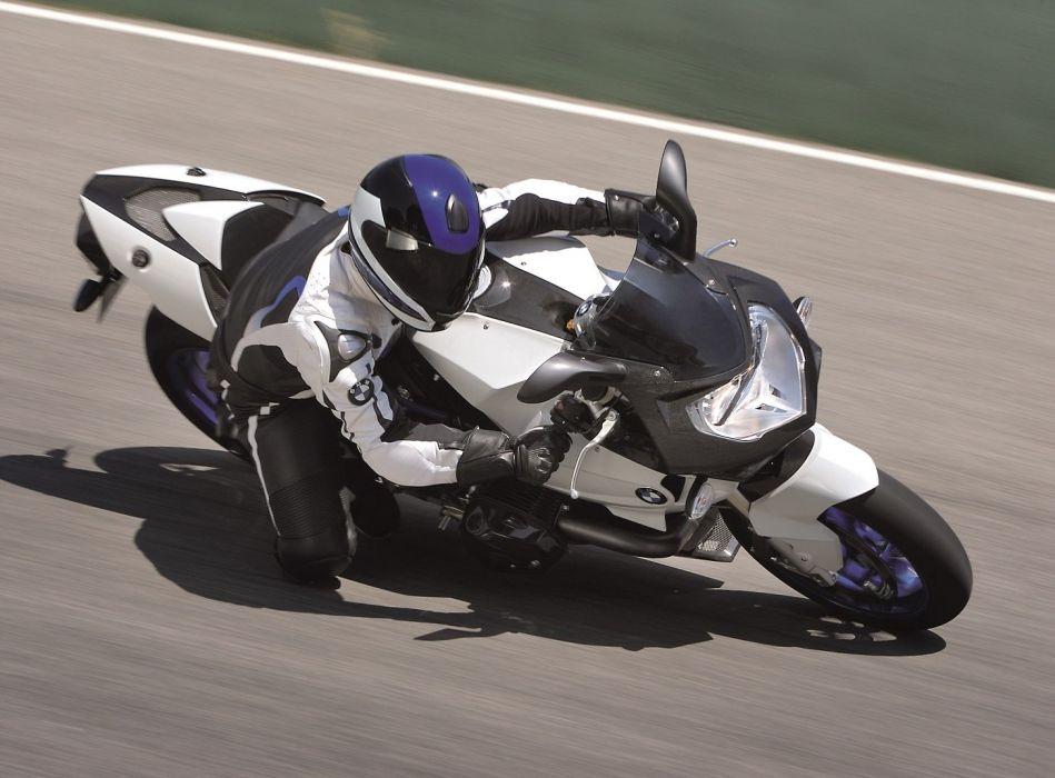 BMW HP2 Sport motorcycles 2008 wallpaper