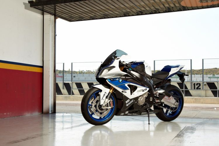 BMW HP4 Package Competition motorcycles 2012 wallpaper
