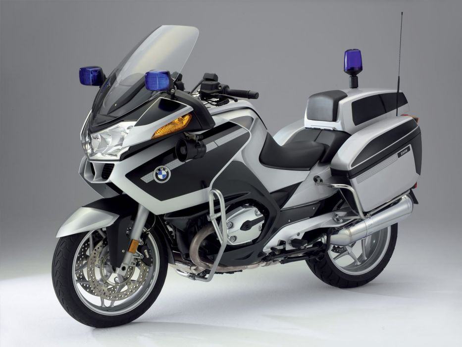 BMW R -1200-RT; Police motorcycles 2005 wallpaper