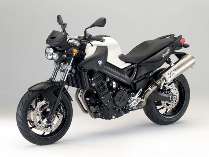 BMW F-800-R motorcycles 2009 wallpaper