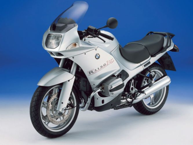 BMW R-1150-RS motorcycles 2001 wallpaper