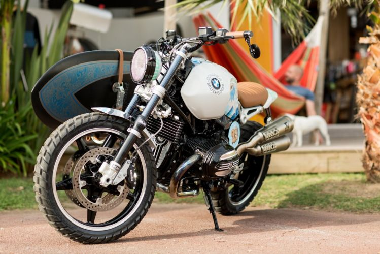 BMW Concept Path-22 motorcycles 2015 wallpaper