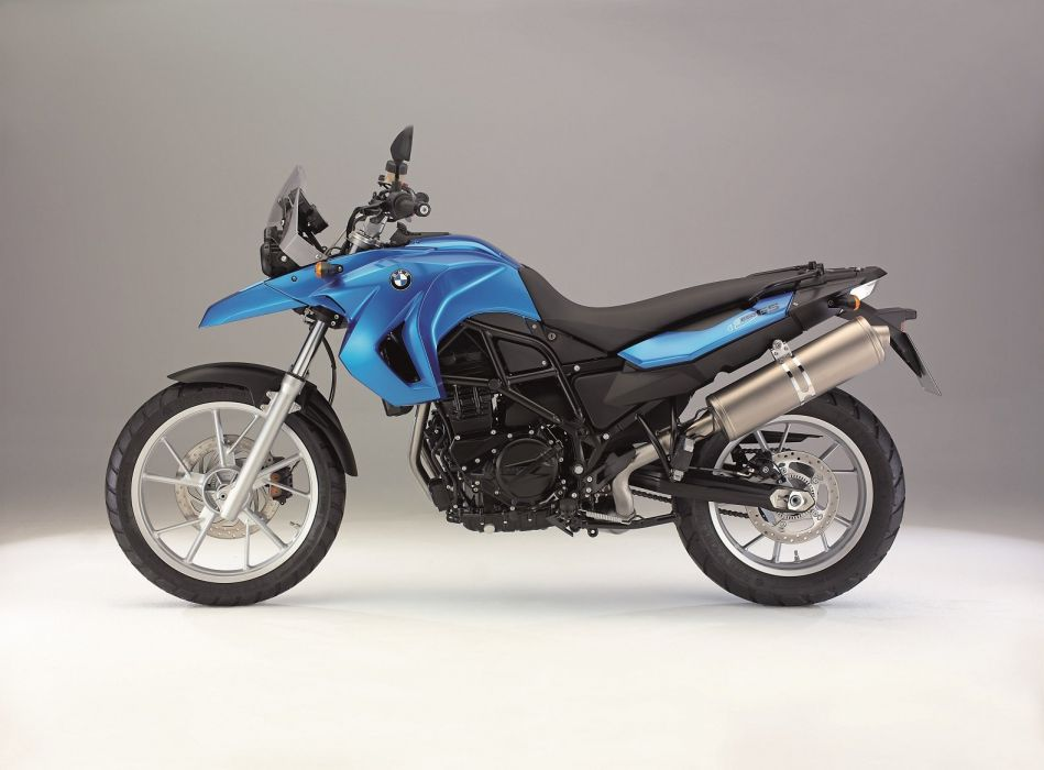 BMW F-650-GS motorcycled 2008 wallpaper