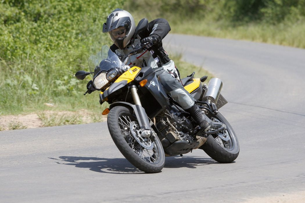 BMW F-800-GS motorcycled 2007 wallpaper