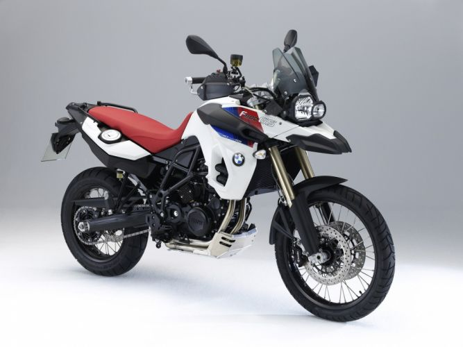 BMW F-800-GS 30-Years motorcycles 2010 wallpaper