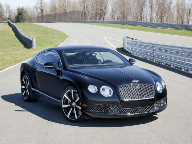 Bentley Continental GT Speed Le Mans Edition 2013 wallpaper