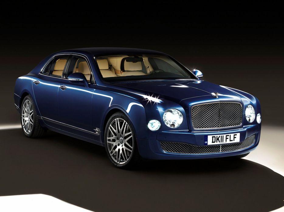 Bentley Mulsanne Executive Interior 2012 wallpaper
