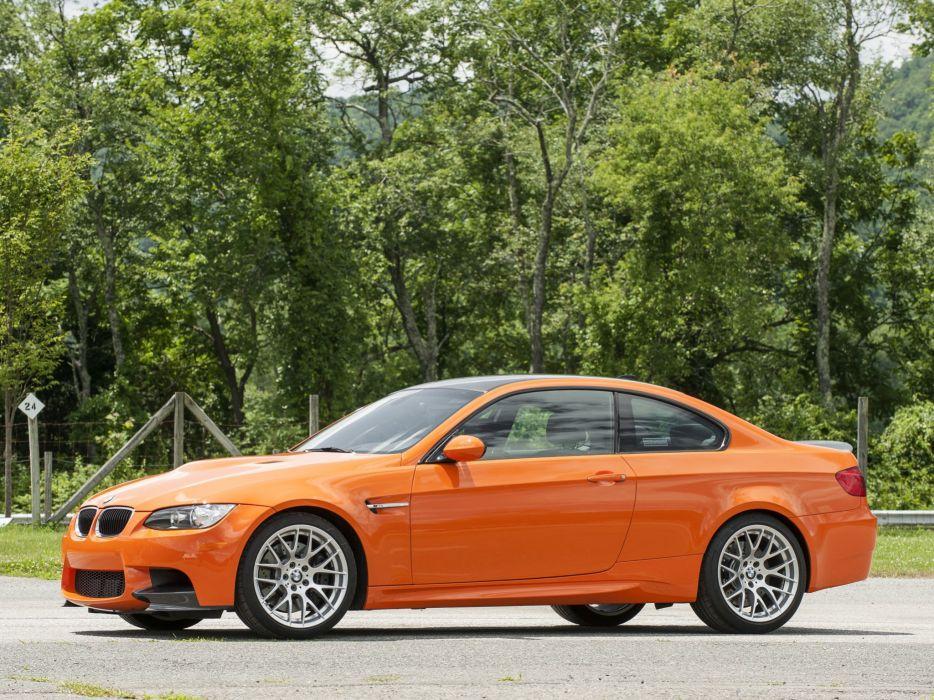 BMW M3 Coupe Lime Rock Park Edition 2012 wallpaper