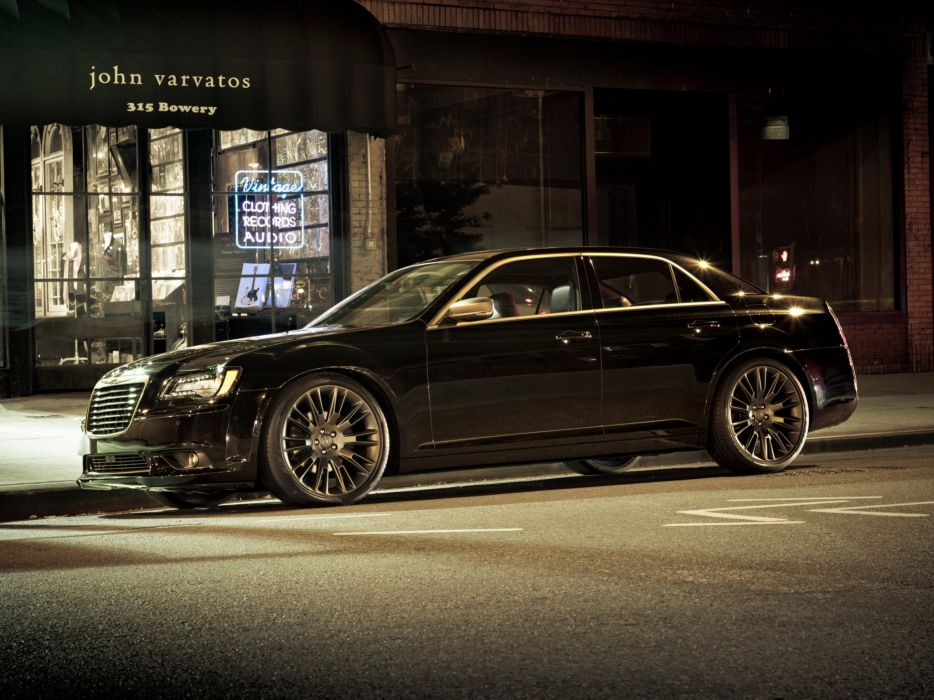 Chrysler 300C John Varvatos Limited Edition 2013 wallpaper