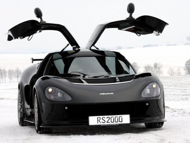 Melkus RS2000 Black Edition 2012 wallpaper