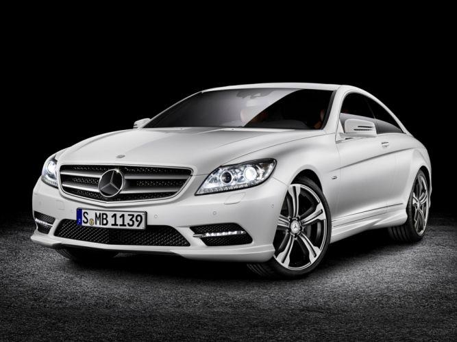 Mercedes-Benz CL500 4MATIC Grand Edition 2012 wallpaper