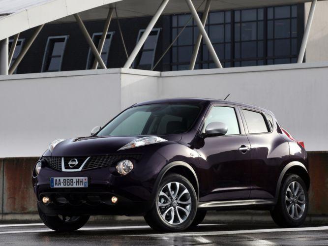 Nissan Juke Shiro 2012 wallpaper