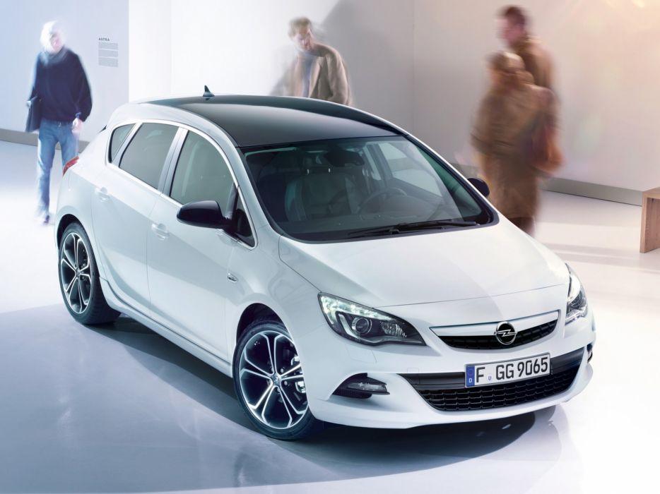 Opel Astra Color Edition 2012 wallpaper
