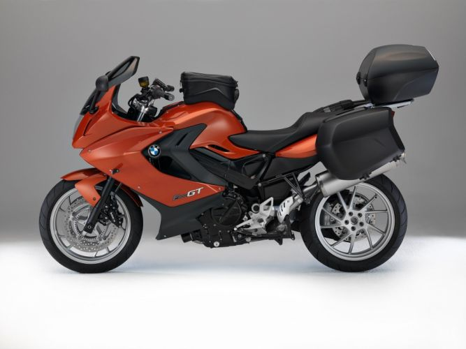 BMW F-800-GT motorcycles 2012 wallpaper