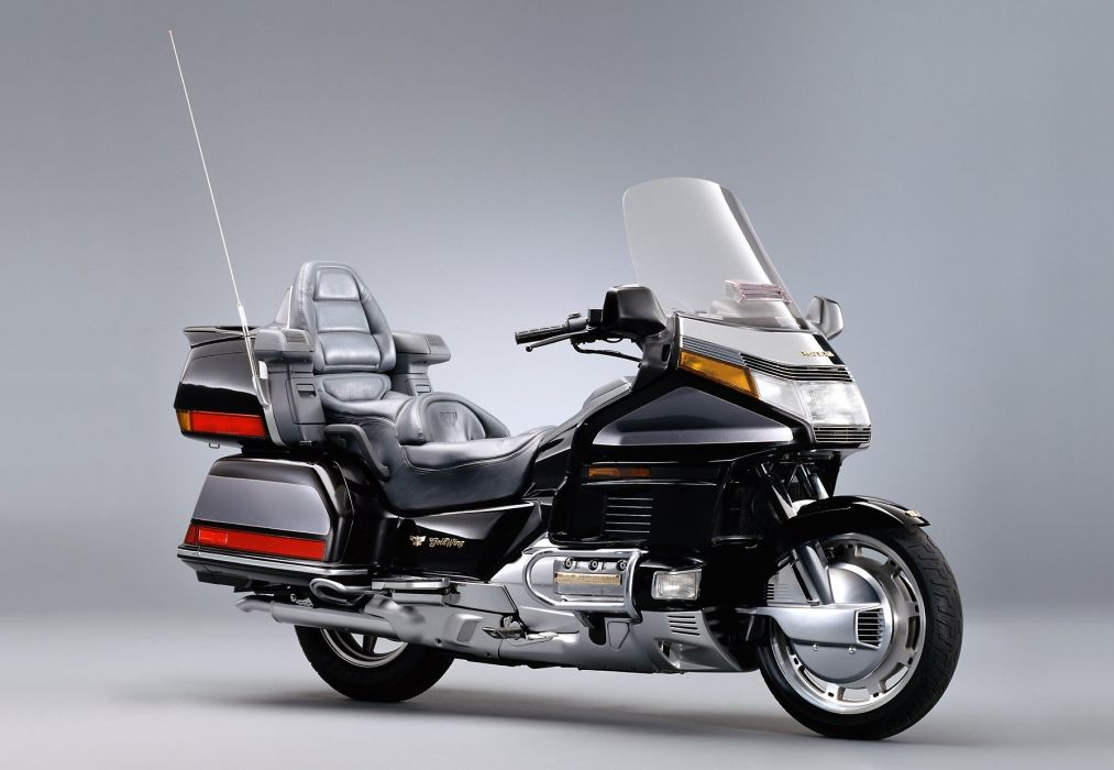 Honda GL-1500 Gold Wing Special Edition motorcycles 1991 wallpaper