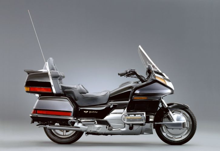 Honda GL-1500 Gold Wing Special Edition motorcycles 1991 wallpaper