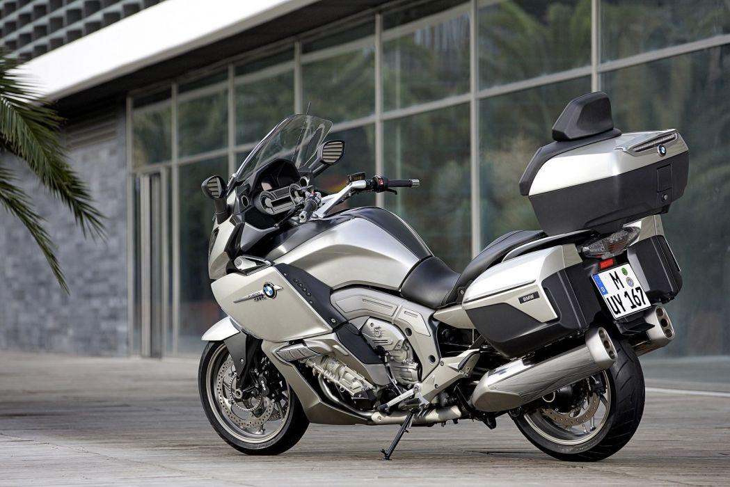 BMW K-1600 GTL motorcycles 2011 wallpaper