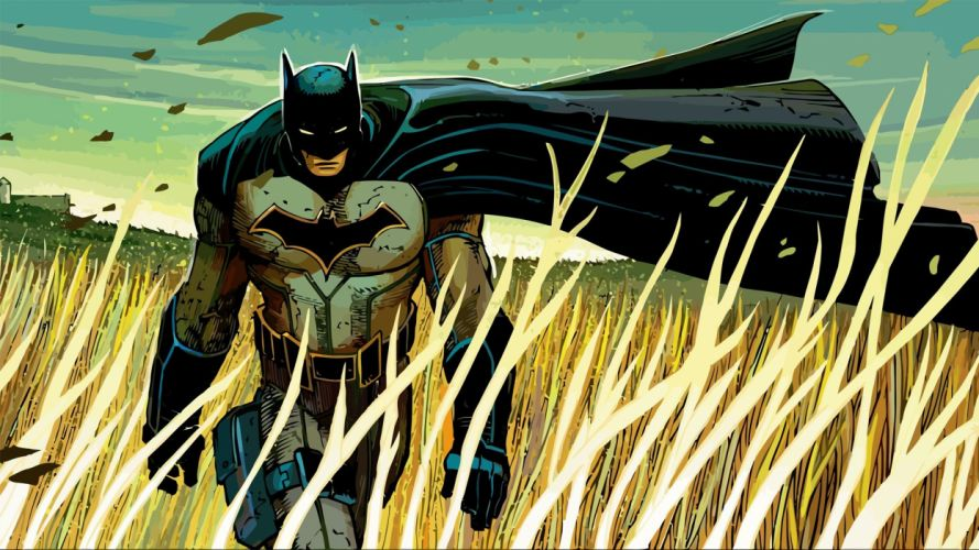 batman comic cabeza baja wallpaper