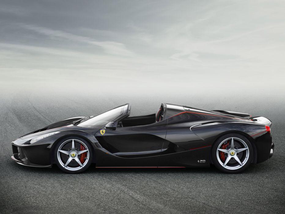 aperta black cars ferrari laferrari spider supercars 2016 wallpaper