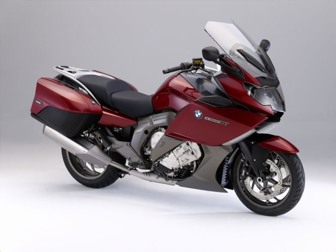 BMW K-1600-GT motorcycles 2011 wallpaper