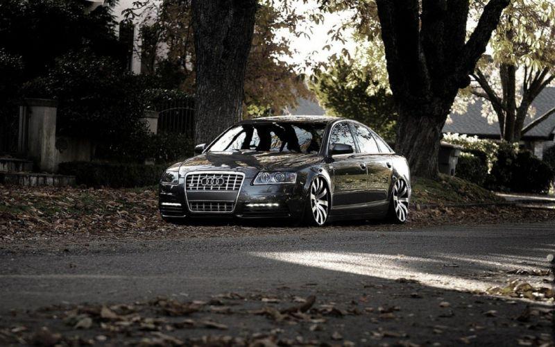 Audi s8Audi A8Audi fall car vehicle urban wallpaper