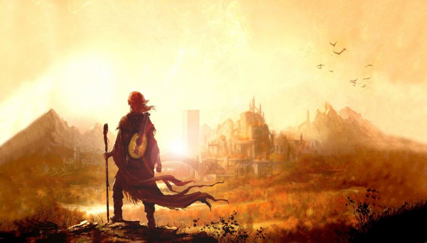 the name of the wind wise man fear kvothe wizard books magic kote The Kingkiller Chronicles wallpaper