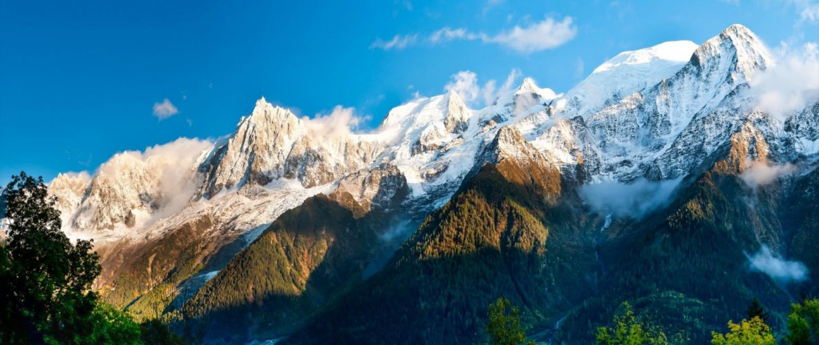 ultra-wide photography nature landscape mountain wallpaper