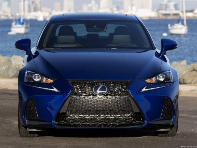 Lexus-IS sedan cars 2016 wallpaper