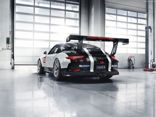 Porsche 911 GT3 Cup cars racecars 2016 wallpaper