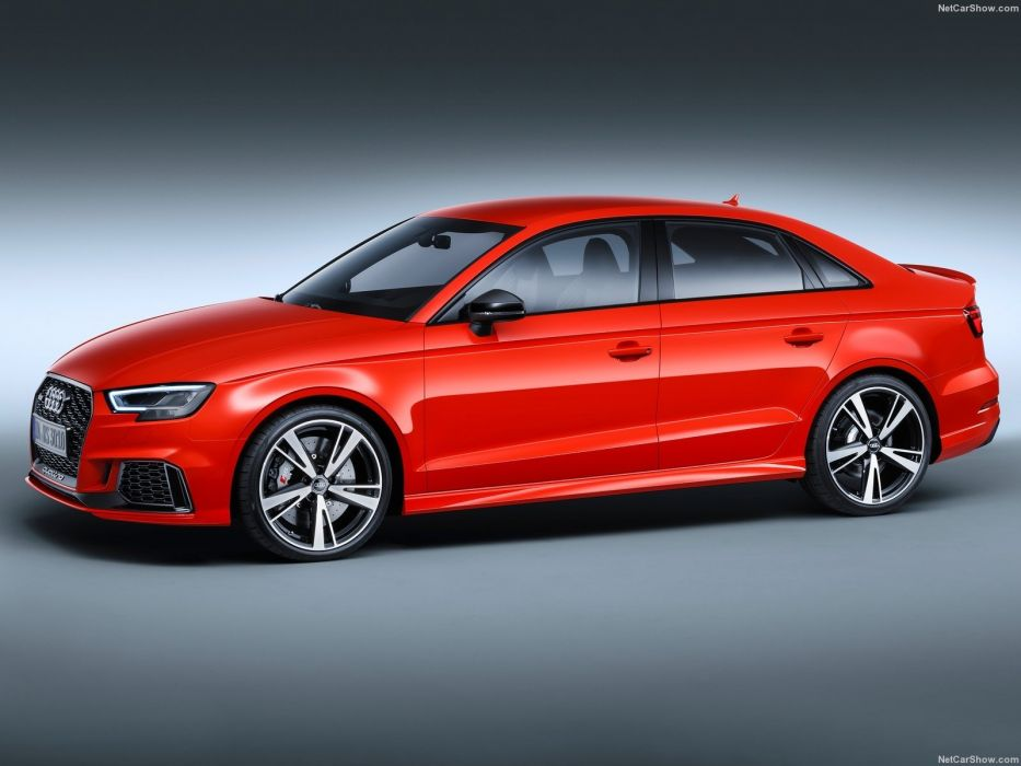 Audi RS3 Sedan cars 2016 wallpaper