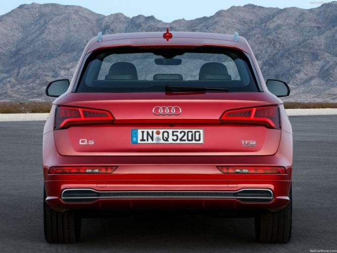 Audi-Q5 cars suv 2016 wallpaper