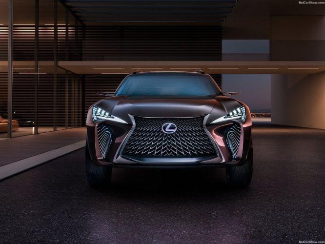Lexus-UX Concept cars 2016 wallpaper