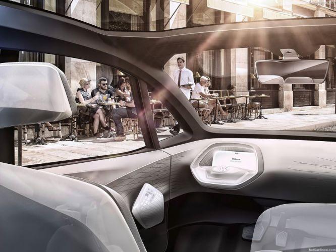 Volkswagen ID-Concept cars 2016 wallpaper
