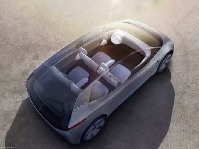 Volkswagen ID-Concept cars 2016 wallpaper
