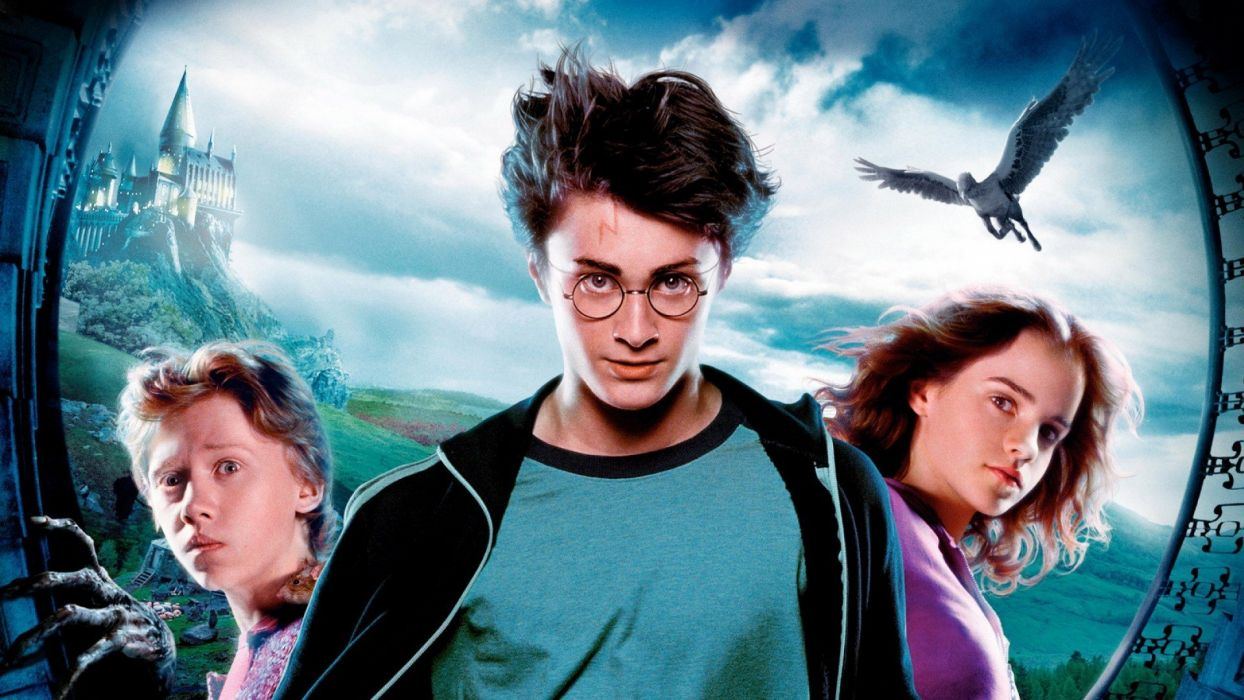 harry potter y el prisionero de azkaban pelicula ciencia ficcion infantil wallpaper