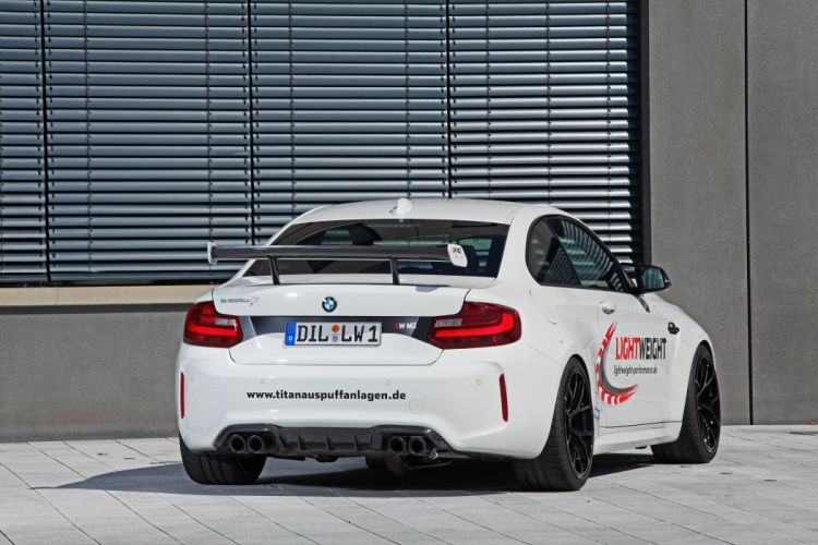 2016 LIGHTWEIGHT BMW-M2 cars coupe modified wallpaper