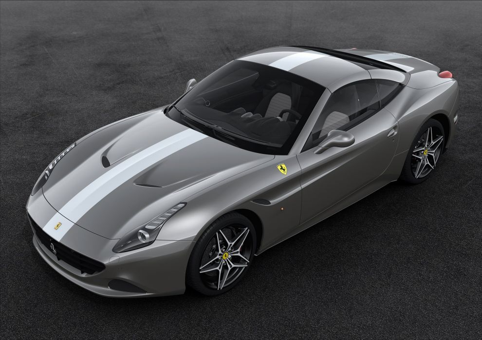 2016 Ferrari CALIFORNIA-T 70th anniversary cars edition ferrari motor paris show cars wallpaper