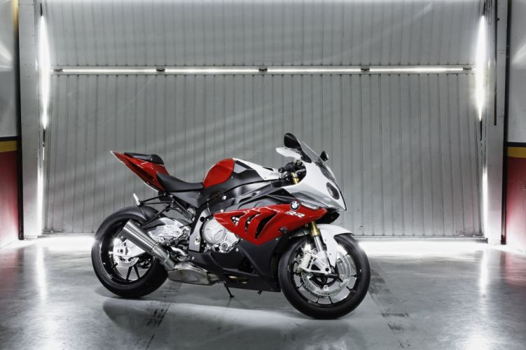 BMW S-1000-RR motorcycles 2011 wallpaper