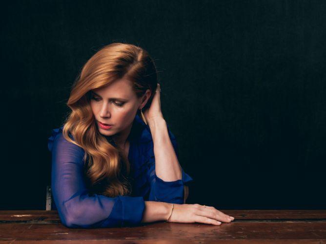 women actress redhead auburn hair Amy Adams wallpaper
