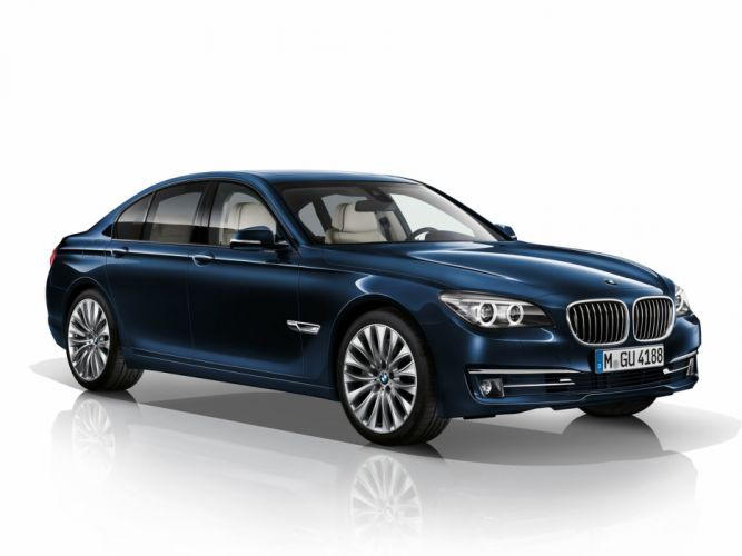 BMW 730d Edition Exclusive 2014 wallpaper
