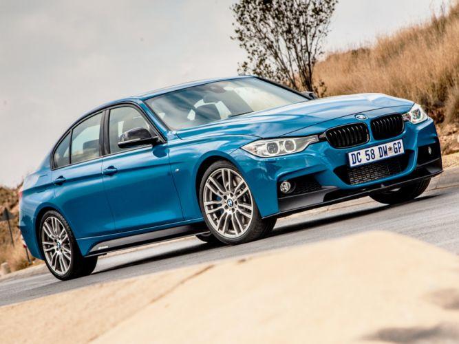 BMW 335i M Performance Edition 2014 wallpaper
