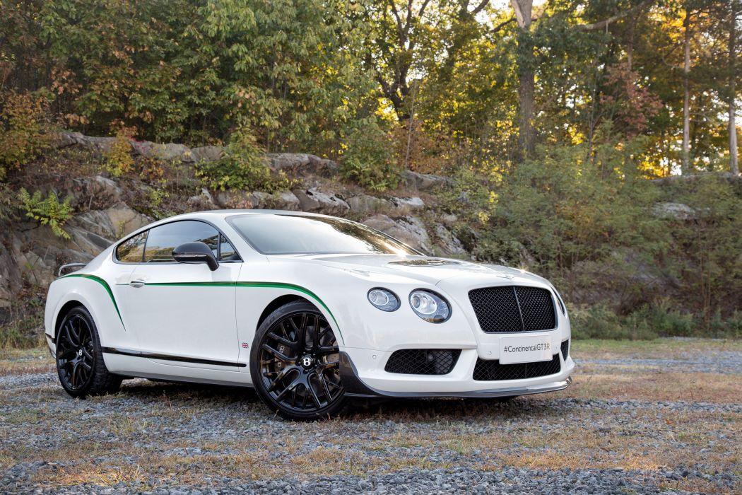 Bentley Continental GT3-R 2014 wallpaper