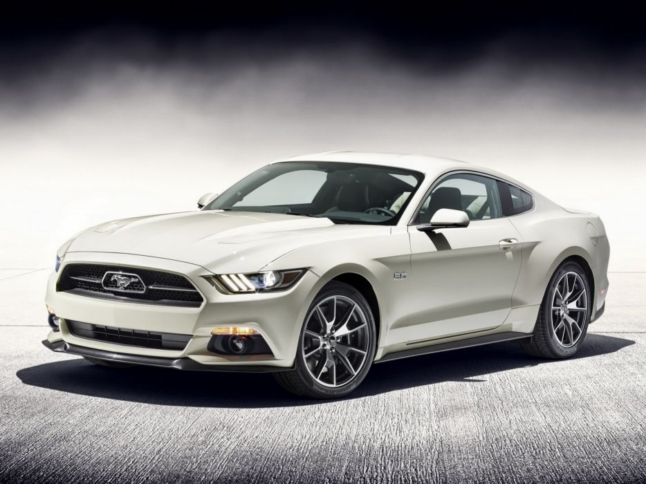 Ford Mustang GT 50 Years 2014 wallpaper