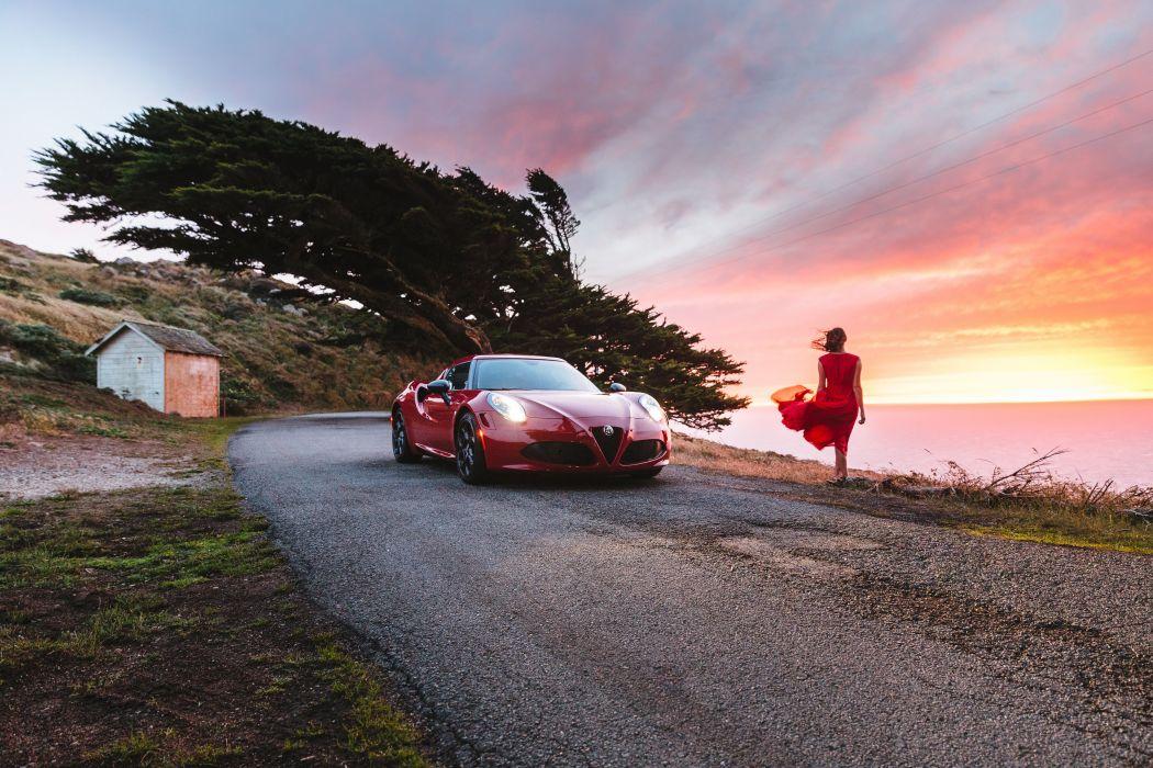Alfa Romeo 4C Launch Edition 2014 wallpaper