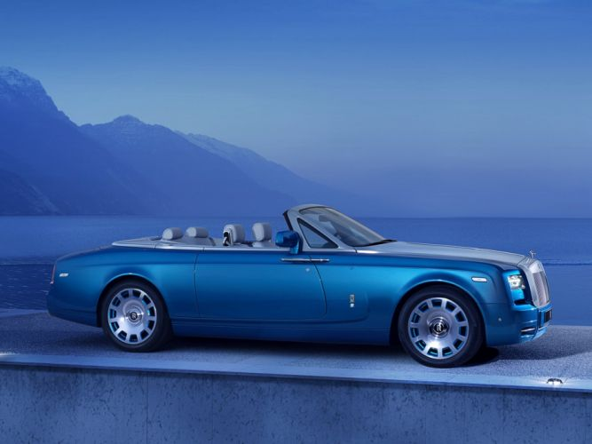 Rolls-Royce Phantom Drophead Coupy wallpaper