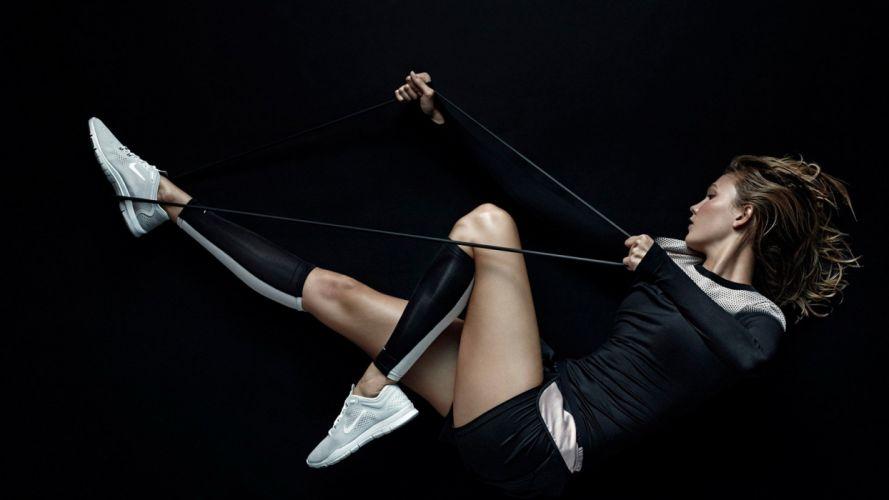 women Karlie Kloss model wallpaper