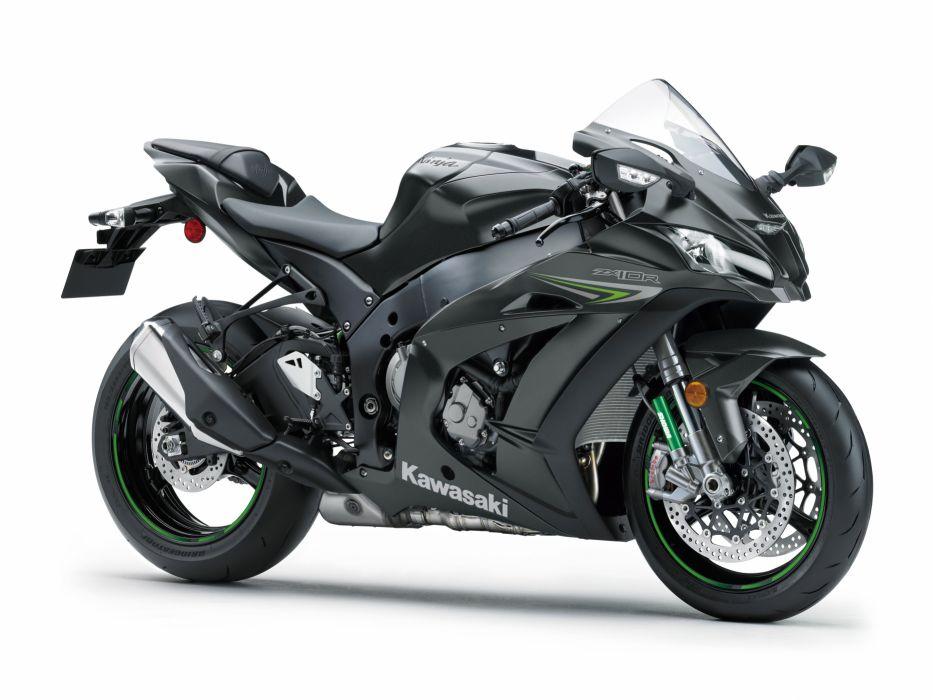 Kawasaki Ninja ZX 10R Motorcycles 2016 Wallpaper